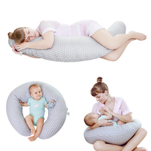 Pillow Cover Cushion Breastfeeding Nursing Slipcover-Protector Care Newborn-Baby Infant