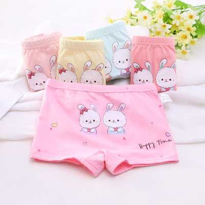 VIDMID Kids girls Panties Briefs Children Underwear Baby Girls Cotton Lovely Animal Design Panties Children Clothes 7130 01 3