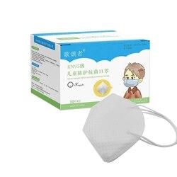1 caja contiene 30 máscaras KN95 PM2.5 máscara facial y para la boca máscara antineblina lavable al polvo reutilizable antipolvo máscara de mufla bucal (Adul