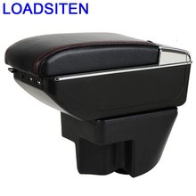 Dekorative Auto Geändert Dekoration Arm Rest Auto Styling Armlehne 07 08 09 10 11 12 13 14 15 16 FÜR Morris Garagen MG 3(China)
