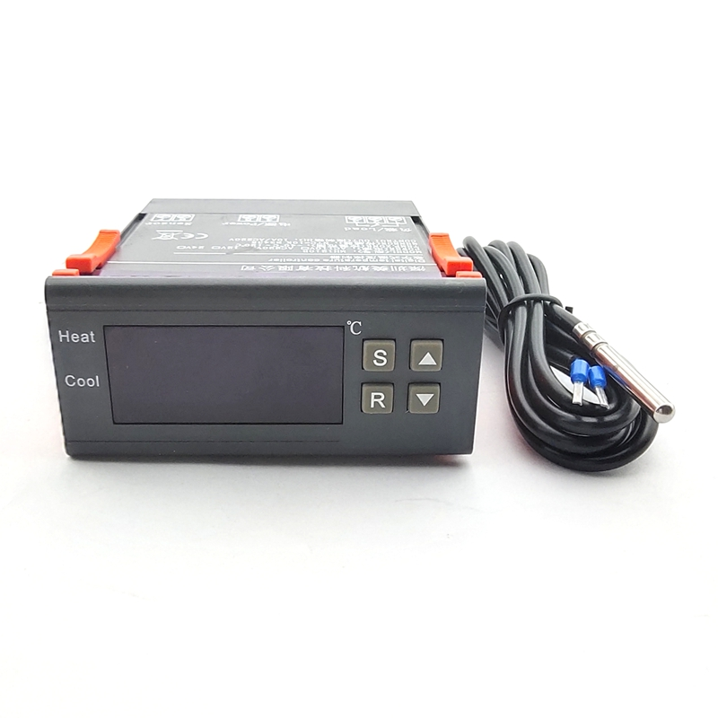 Electronic Digital Display Thermostat Temperature Controller MH1210B