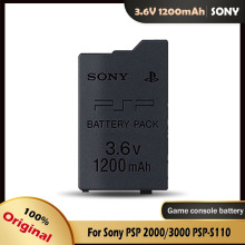 1PC 1200mAh Replacement Battery for Sony PSP2000 PSP3000 PSP 2000 3000 PSP S110 Gamepad for PlayStation Portable Controller