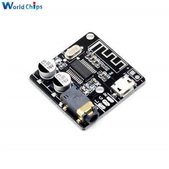 VHM-314 Bluetooth Audio Receiver board Bluetooth 5.0 mp3 lossless decoder board Wireless Stereo Music Module for Car Speaker MP3 image