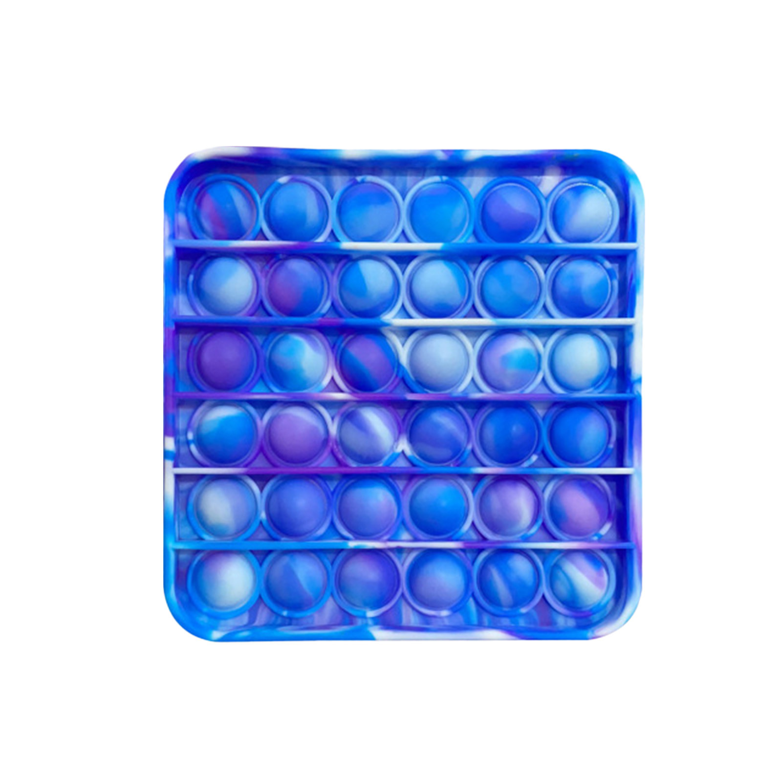 Toys Adult Toy-Box Fidget Stress Bubble-Sensory Funny Pops-It Poppit Squishy Push Child img3