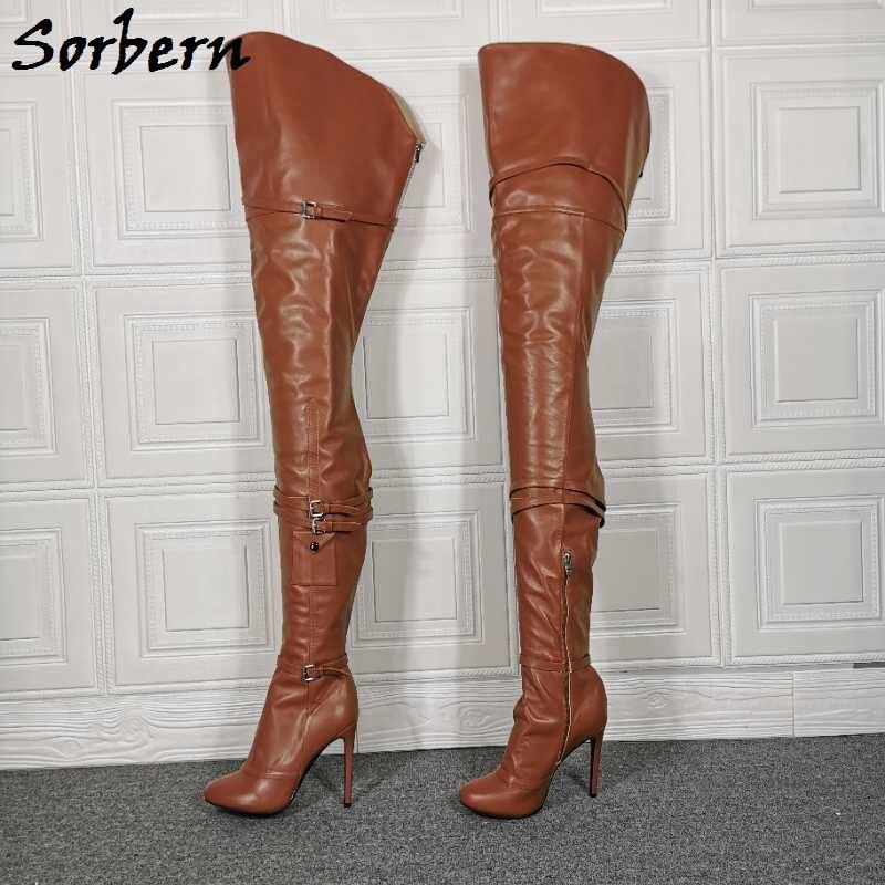 Sorbern Custom 90cm Crotch Thigh High