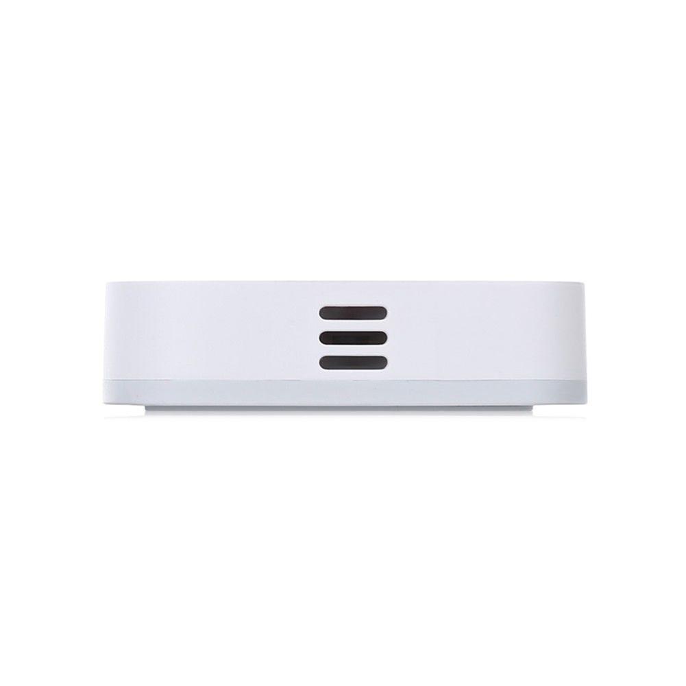 Smart Temperature Humidity Sensor ZigBee Wifi Wireless Work With Andriod Wall Humidity Sensor Humidity Sensors For Home Use