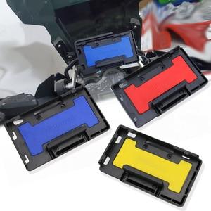 Image 1 - Dla BMW R1250GS R1200GS ADV S1000XR F850GS F750GS przygoda bezprzewodowa ładowarka szybkie ładowanie telefonu komórkowego uchwyt na nawigację