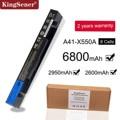 KingSener Новый A41-X550A Аккумулятор для ноутбука ASUS A450 A550 F450 F552 K450 K550 P450 P550 R409 R510 R510C X450 X550 A41-X550