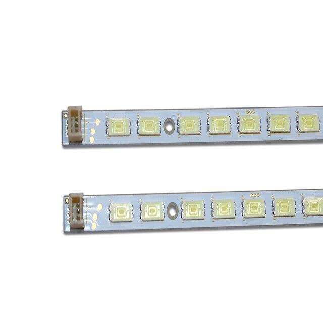 Новинка, Светодиодная лента с подсветкой для LG 37LV3550 37T07 02a 37T07 02 37T07006 Y4102 73.37T07.003 0 CS1 T370HW05, 2 шт./лот, 60LED 478 мм