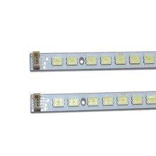 Neue 2 teile/los 60LED 478mm led hintergrundbeleuchtung streifen für LG 37LV3550 37T07 02a 37T07 02 37T07006 Y4102 73.37T07.003 0 CS1 T370HW05