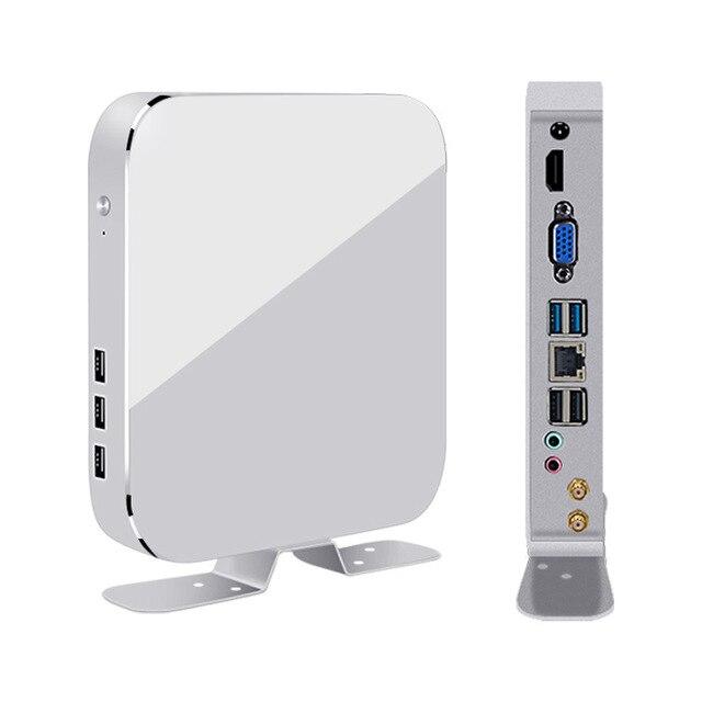 Cheap Mini Pc Intel Core i7 5500U i5 3320M Windows 7/8/10 Linunx Ubuntu Home Office Student School Pc Desktop VGA HDMI 7USB WiFi