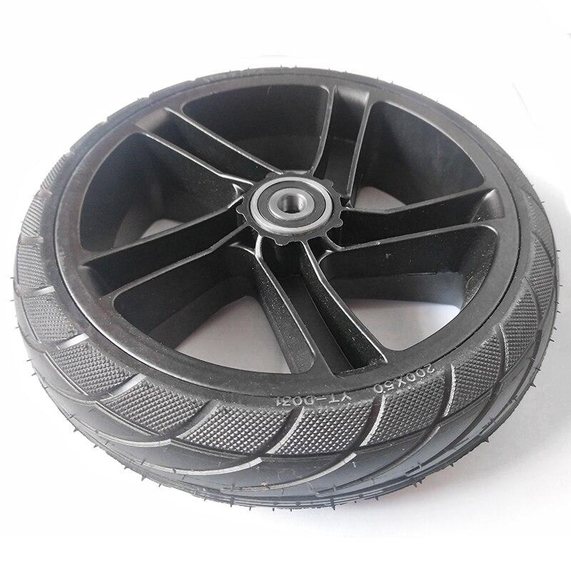 Pièces Scooter pneu pour Ninebot ES1 ES2 ES3 ES4 1200g remplacement noir Scooter électrique utile Durable