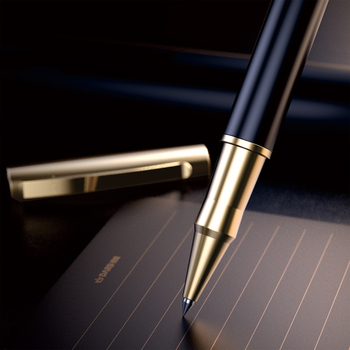 DARB Roller Ball Pen High Quality Elegant Business Office School Student Writing Pens Classic Bold Nib Metal News Gift Set - discount item  15% OFF Pens, Pencils & Writing Supplies