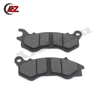 Motorcycle Scooter Parts Front & Rear Brake Pads Kit For Honda PCX125 2014-2019 PCX150 2012-2019 ZOOMER-X 2013-2019 PCX 125 150 image