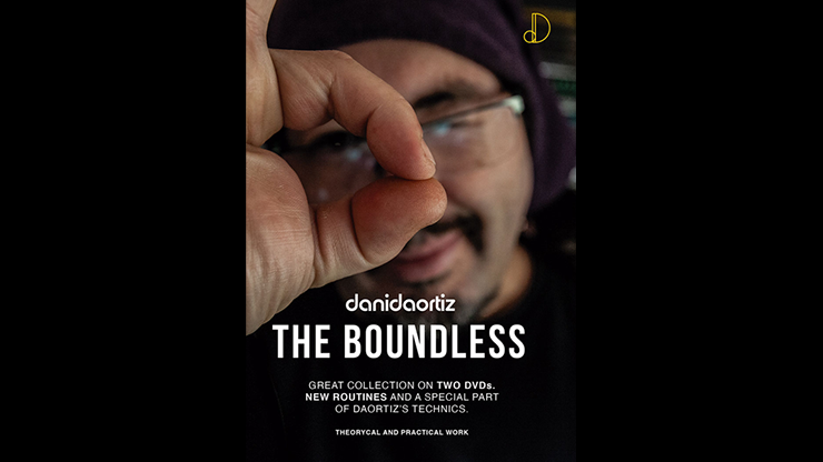 The Boundless By Dani DaOrtiz 1-2-Magic Tricks