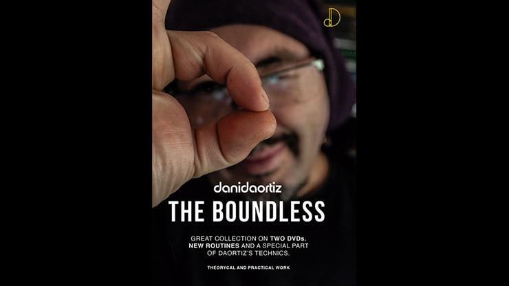 The Boundless By Dani DaOrtiz 1-2-Magic Tricks