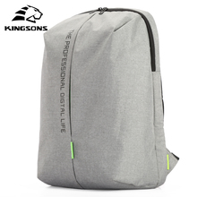 Kingsons Laptop Backpack 15.6 Inch High Quality Waterproof Nylon Bags Business Dayback Men and Womens Knapsack