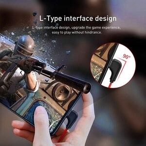Image 4 - Baseus Wired אוזניות 3.5mm סוג C עבור Huawei Xiaomi סמסונג מיוחד משחקי סראונד סטריאו עם מיקרופון אוזניות