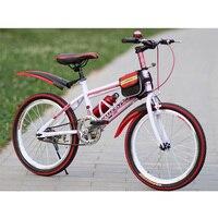 פלדת פחמן חומר 20/22 אינץ ספורט אופני סטודנט מהירות משתנה מכביש הרי אופני ילדים