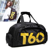 Новинка мужская спортивная сумка для спортзала женская фитнеса