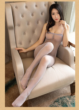 Novelty Sexy  & Special Use Sexy Clothing Sexy Underwear Exotic Apparel Jumpsuit Full Body Stockings& Bodysuits Adult Game 2