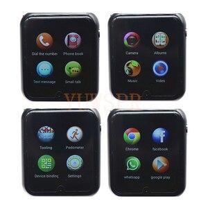 Image 5 - ילדים 3G חכם שעון Wifi מצלמה פייסבוק Whatsapp לבקר את אתר צג אנדרואיד IOS טלפון שעונים v5w/V7W
