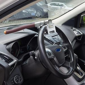 Image 1 - Evrensel araba kilidi araç araba üst montaj direksiyon kilidi Anti hırsızlık güvenlik anahtarlı kilit hırsızlık önleme cihazları