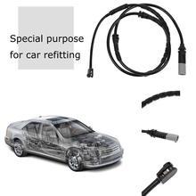 Передние тормозные колодки износ Сенсор для BMW F07 535i 535iX F10 528i 34356791958 высокое качество тормозных колодок одежда Сенсор Предупреждение провода 1 шт