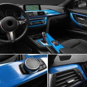 Image 5 - Стайлинг автомобиля 50*200 см DIY, глянцевая 5D виниловая пленка из углеродного волокна, автомобильные стикеры и наклейки, аксессуары