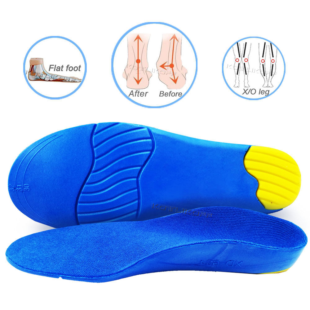 Children Orthopedic Shoes Insoles For