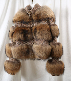 Image 3 - OFTBUY 2020 Winter Jacke Frauen Parka Echtpelz Mantel Natürliche Waschbären Pelz Woolen Mantel Bomber Jacke Koreanische Streetwear New Oversize