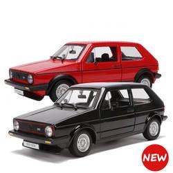 Продажа 1:24 VW Golf GTI 1979 сплав модель автомобиля, моделирование Литье металла под давлением модель автомобиля, коллекция Подарочная модель