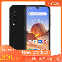 Blackview BV9900E Android 10 Helio P90 Octa Core 6+128GB Mobile Phone 48MP Quad Rear Camera NFC Smartphone Global 4G(China)