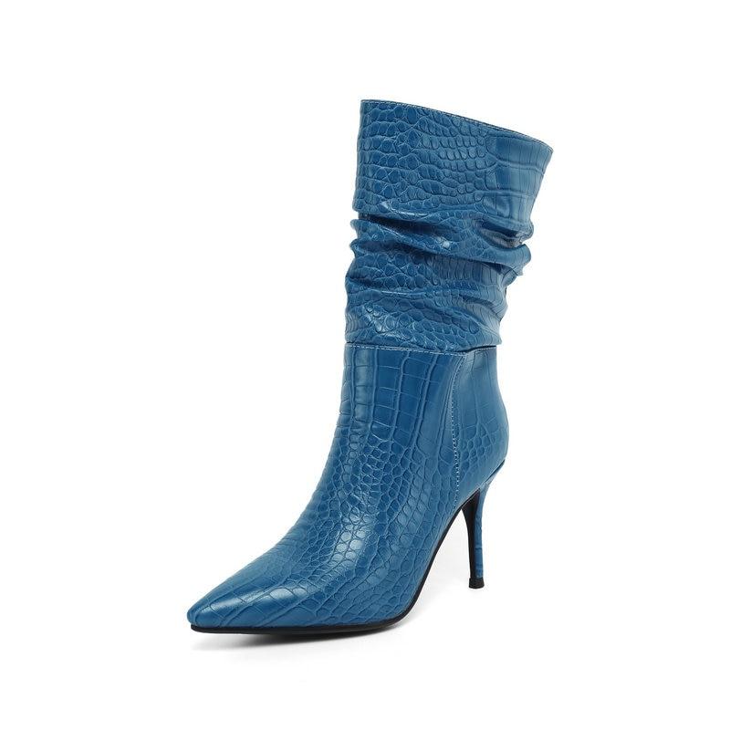 femininas tornozelo moda dedo do pé fino