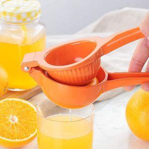 Hohe Qualität Manuelle Entsafter Citrus Früchte Squeezer Küche Werkzeuge Zitrone Entsafter Orange Queezer Saft Obst Drücken Dunst