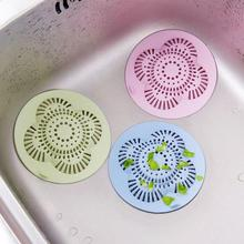 Hair-Plug Rubber-Ring Drainage Kitchen-Sink-Sewer Water-Stop Bathroom Floor Silicone