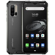 Ulefone Armor 7E NFC Rugged Smartphone 4GB + 128GB Android 9.0 Helio P90+ IP68 shockproof Mobile Phone 5500mAh Global Version