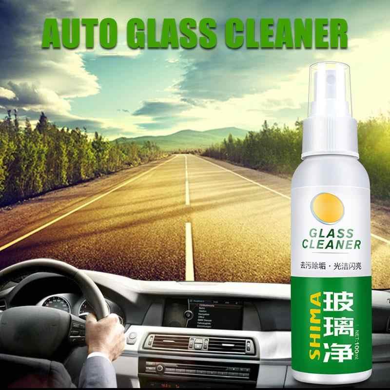 100 Ml Auto Glas Schoner Krachtige Decontaminatie Voor Glasfolie Ontvetten Shima Venster Auto Koplampen Badkamer Glas