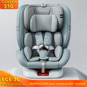 Baby Car Safety Chair Car Gene