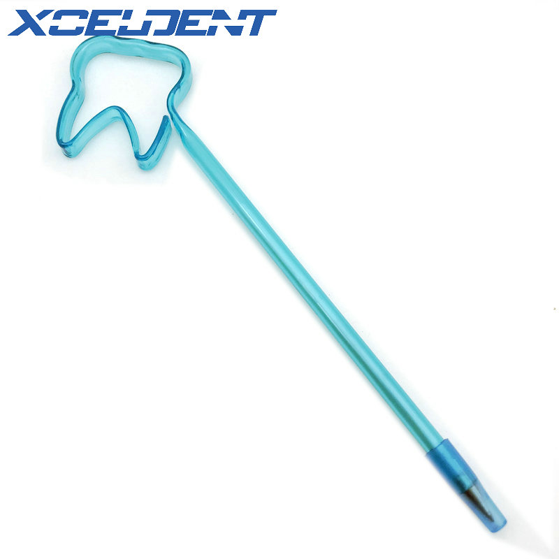 1pc Creative Dental Gift Ball-Point Pen Dental Clinic Special Gift For Dentist Lab Stationery Pen