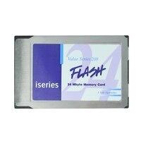 24 mb ata cartão de memória 24 mbyte cartão flash pcmcia 68 pinos 5.0 v