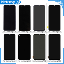 A80 Samsung Assembly LCD