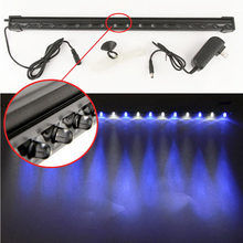 46cm Underwater Submersible Fish Tank Light Color Changing LED Air Bubble Aquarium Lamp Oxygen for tank