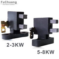 Gasoline generator accessories 2-3KW 5-8KW Copper Carbon Brush electric brush holder Regulator 1