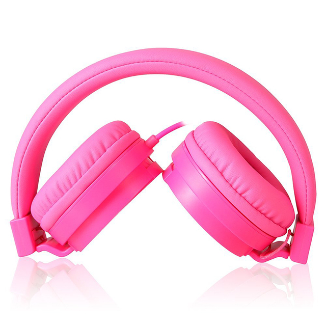 DEEP BASS Foldable Headset 10