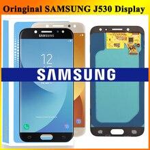 قطع غيار أصلية لشاشة عرض OLED مقاس 5.2 بوصة لهاتف سامسونج جالاكسي J5 برو 2017 J530 J530F شاشة LCD تعمل باللمس مع مجموعة رقمية