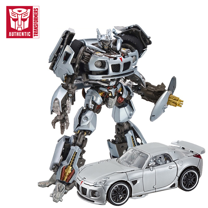 New Transformers toys TAKARA TOMY MPM-09 JAZZ Movie series Action figure instock