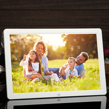15 inch LED Digital Picture Frame Remote Multi-Media Photo 16:9 Album Player for Outdoor