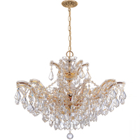 Maria Theresa Crystal Chandelier Lighting Modern Crystal Chandelier Chrome Chandelier +Free shipping!