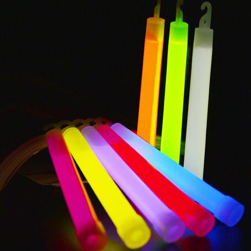 Creative Glowstick 15cm 6inch Industrial Grade Glow Sticks Light Stick Bright